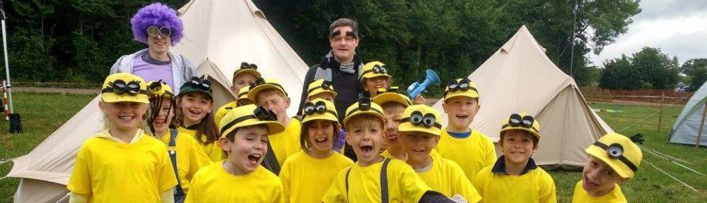 What do scouts do? | Barton St David
